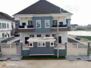 Newly Built 4bedroom Semi Detached Duplex With A Room BQ At Ikota | Houses & Apartments For Sale for sale in Lagos State, Lekki