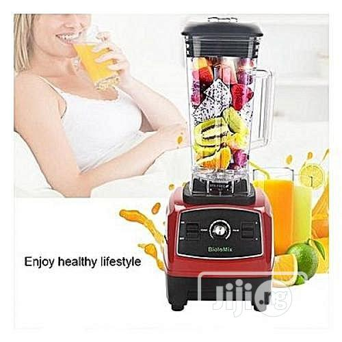 Heavy Duty Commercial Ice Crusher Blender Grinder