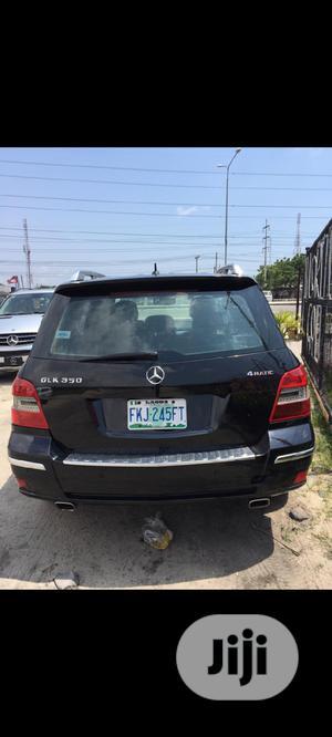 Mercedes-Benz GLK-Class 2010 Black | Cars for sale in Lagos State, Lagos Island (Eko)
