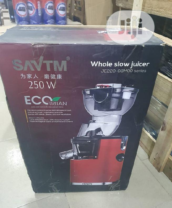 Archive: Masticating Slow Juicer Machine High Efficiency