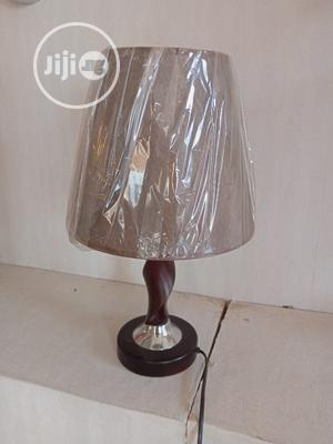 Bedside Lamp Brown