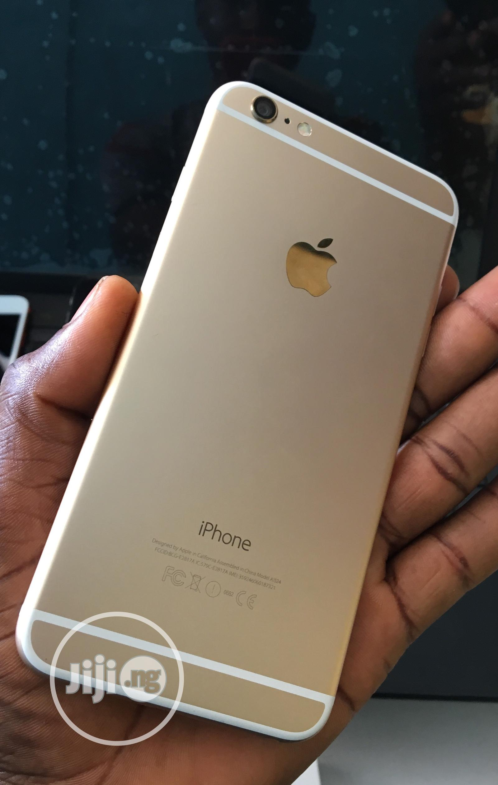 Apple iPhone 6 Plus 16 GB Gold