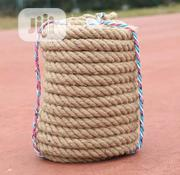 Durable Tug-of-war Rope Multipurpose Skidproof Twisted Linen Rope | Sports Equipment for sale in Lagos State, Victoria Island