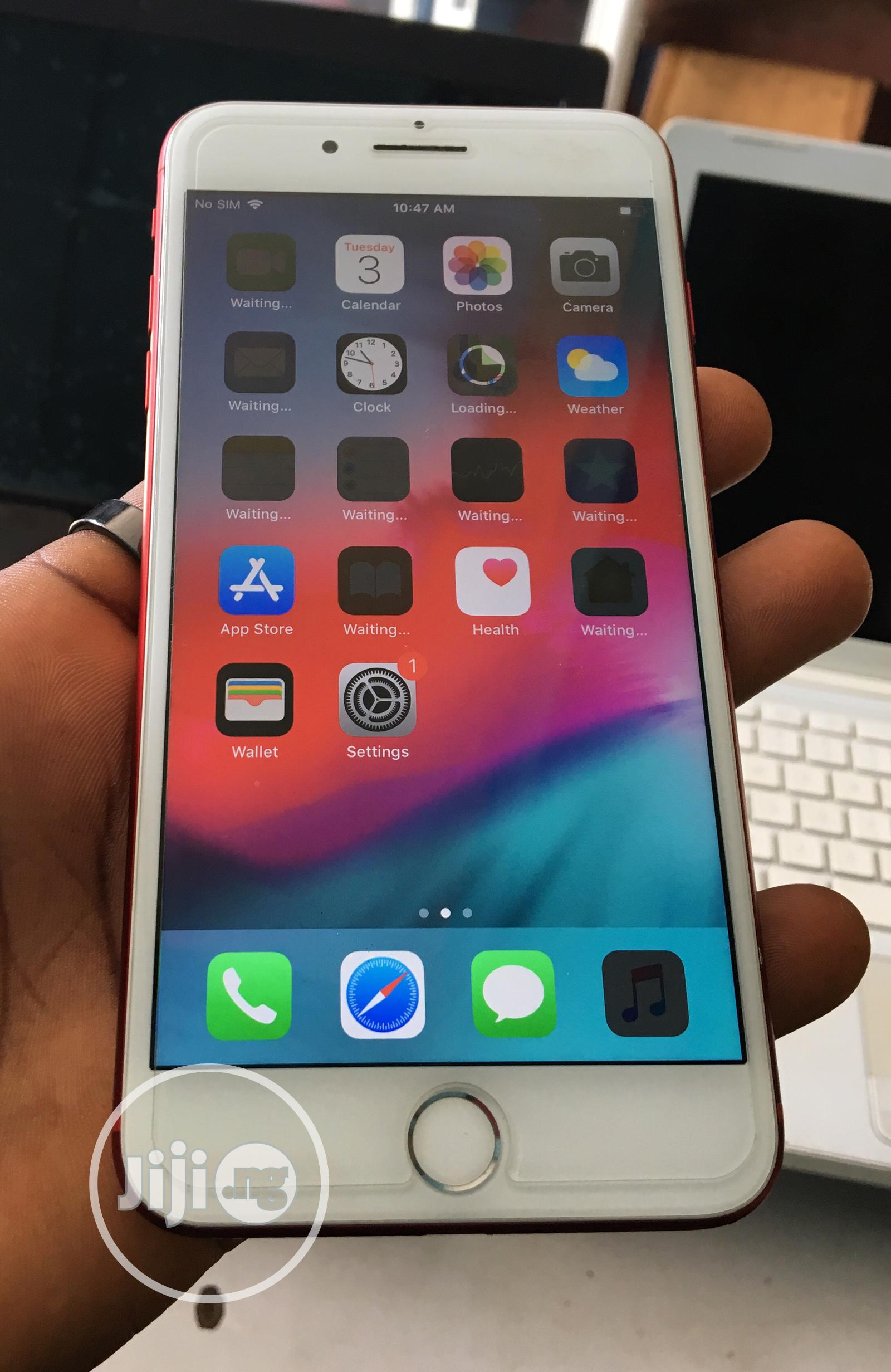 Apple iPhone 7 Plus 32 GB Red | Mobile Phones for sale in Ikeja, Lagos State, Nigeria