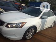 Honda Accord 2010 Sedan EX-L White | Cars for sale in Edo State, Ikpoba-Okha