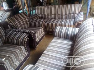 Sofas Chair Complete 7 Seater With Good Material | Furniture for sale in Lagos State, Oshodi