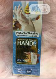 Fruit Of Wokali Whitening Milk And Honey Hand Cream | Skin Care for sale in Lagos State, Amuwo-Odofin