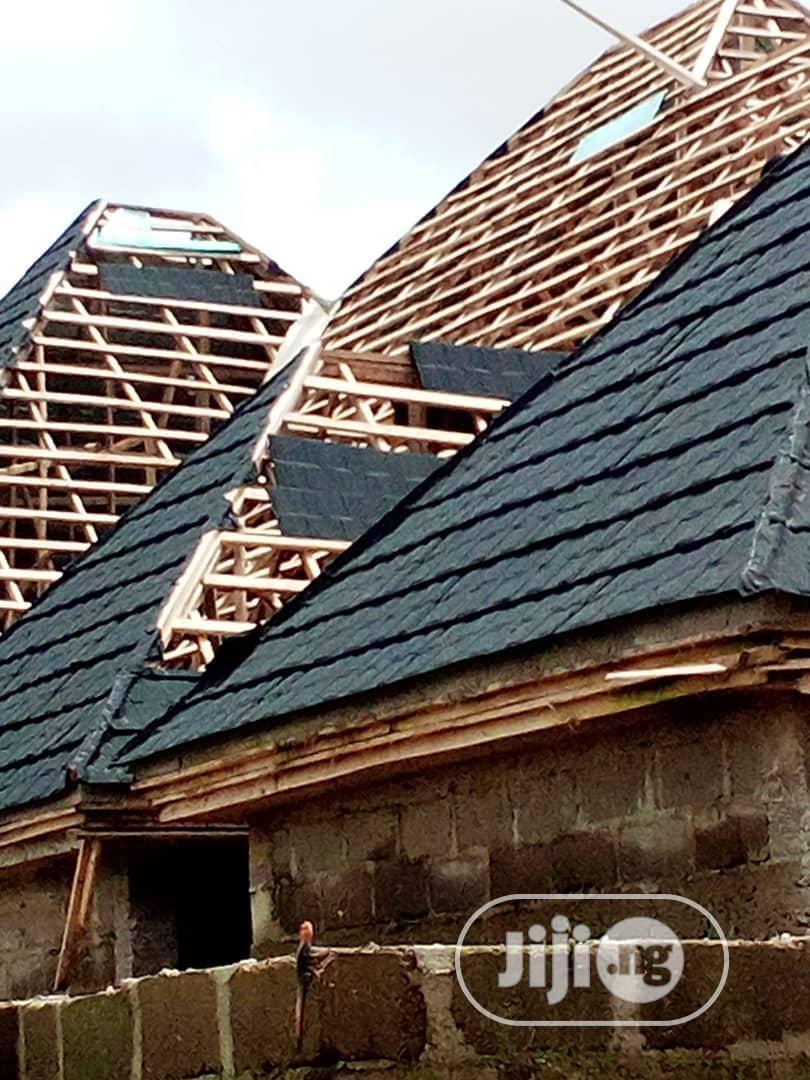 Stone Tiles Roman Aluminum Availability