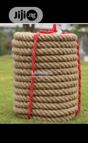 Durable Tug-of-war Rope Multipurpose Skidproof Twisted Linen Rope | Sports Equipment for sale in Lagos State, Lekki Phase 2