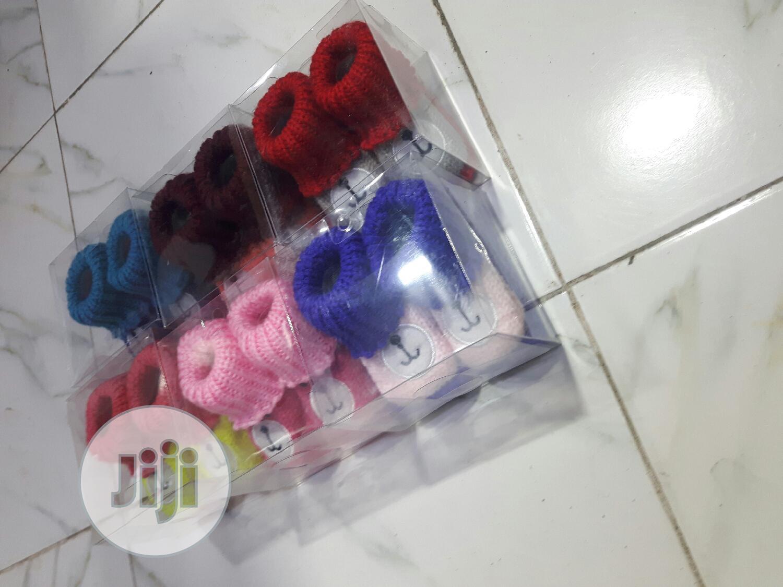 Baby Shoe Socks | Children's Clothing for sale in Lagos Island (Eko), Lagos State, Nigeria