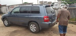 Toyota Highlander 2004 Limited V6 4x4 Gray | Cars for sale in Imo State, Owerri