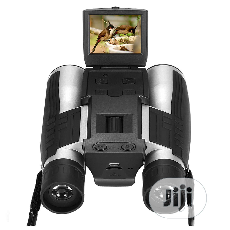 "Eoncore 2"" LCD Display Digital Camera Binoculars - 12x32 5mp"