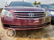 Toyota Avalon 2007 Red | Cars for sale in Lagos State, Ikotun/Igando