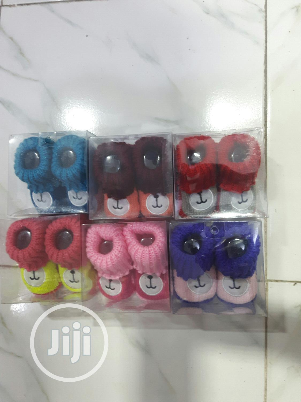 Baby Shoe Socks