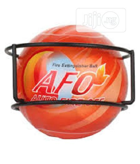 Afo Fire Extinguisher Ball | Safety Equipment for sale in Magodo, Lagos State, Nigeria