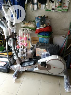 American Fitness Commercial Cross Trainer Bike | Sports Equipment for sale in Rivers State, Port-Harcourt