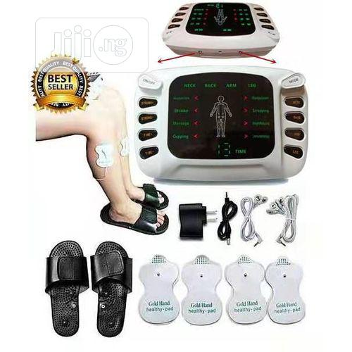 Stroke/Fat Burn/Body Pain/Massage Electric Acupuncture Tool | Bath & Body for sale in Ikeja, Lagos State, Nigeria