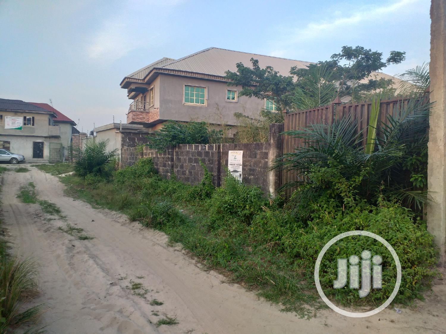 Prime Plots of Fenced Land Near Mayfair Gardens Ibeju-Lekki For Sale. | Land & Plots For Sale for sale in Ibeju, Lagos State, Nigeria