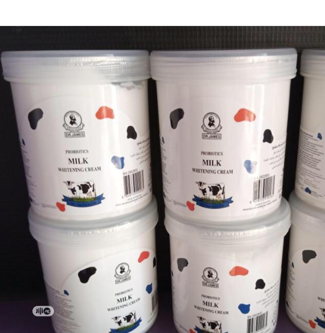 Dr James Whitening Milk   Skin Care for sale in Amuwo-Odofin, Lagos State, Nigeria