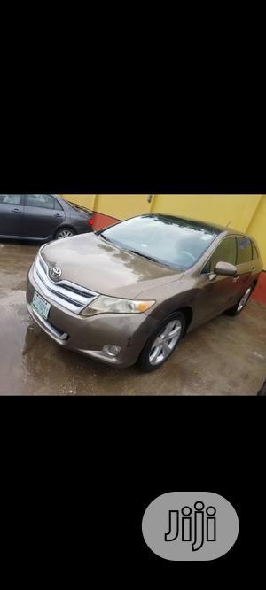 Toyota Venza 2010 Brown | Cars for sale in Lagos State, Lagos Island (Eko)