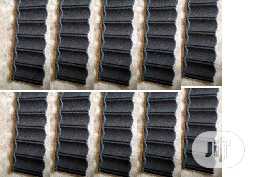 Cool Docherich All About Quality Stone Coated Roofing Sheet in Nigeria