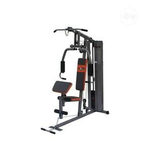 One Station Multi Purpose Strength Gym With Protective Cover   Sports Equipment for sale in Lagos State, Victoria Island