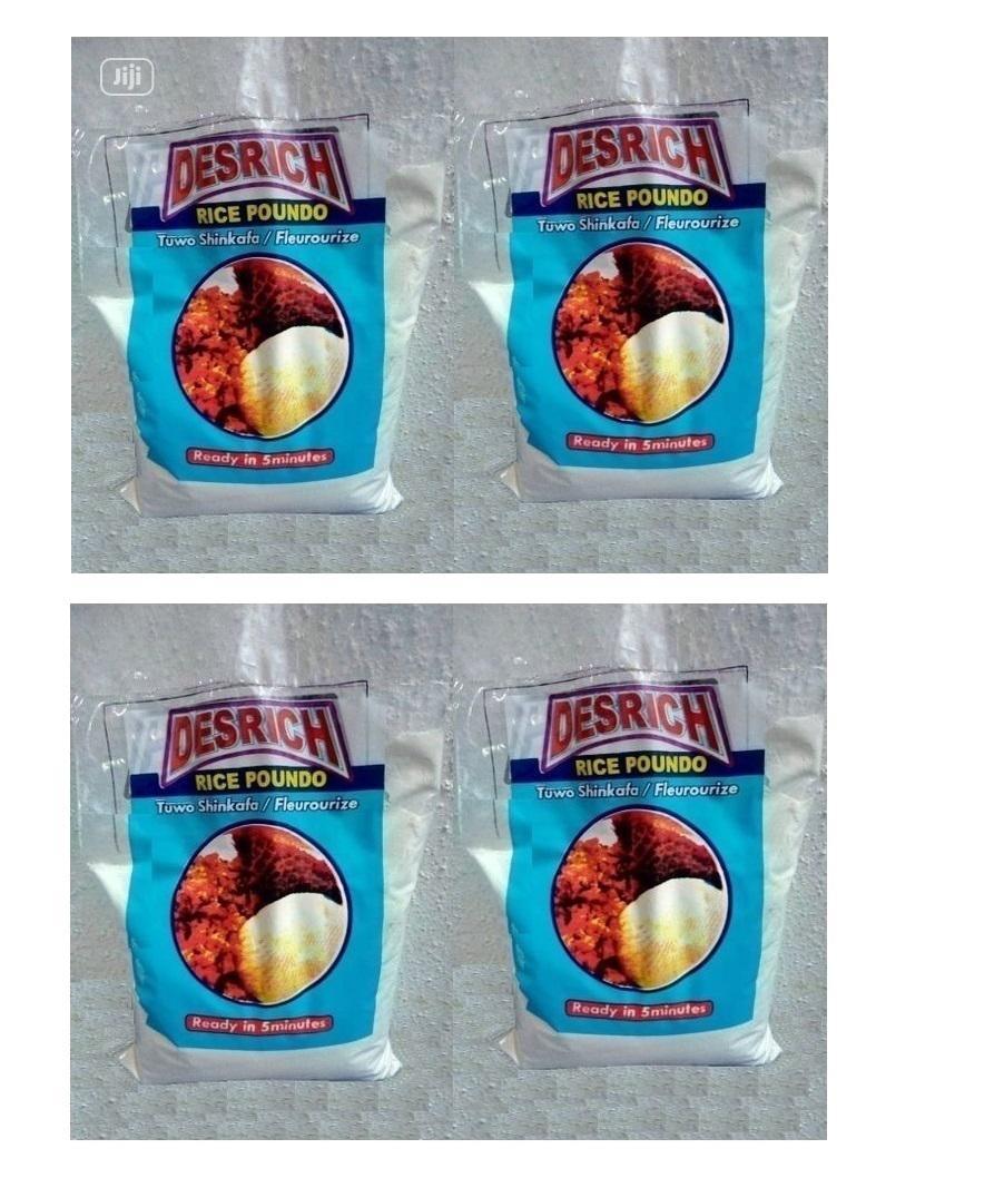 Desrich Rice Poundo In Stock Now