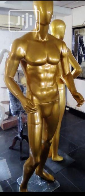 Gold Mannequin | Store Equipment for sale in Lagos State, Lagos Island (Eko)