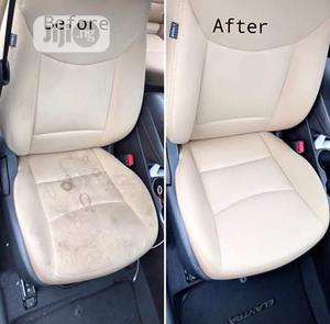 Car Upholstery Details Cleaning | Cleaning Services for sale in Lagos State, Magodo