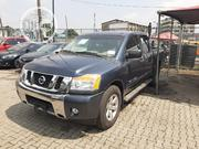 Nissan Titan 2014 Blue | Cars for sale in Lagos State, Surulere