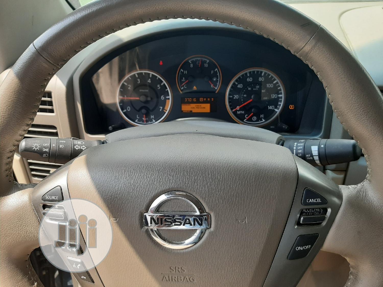 Archive: Nissan Titan 2014 Blue