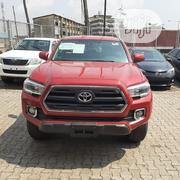 Toyota Tacoma 2017 Red | Cars for sale in Lagos State, Surulere