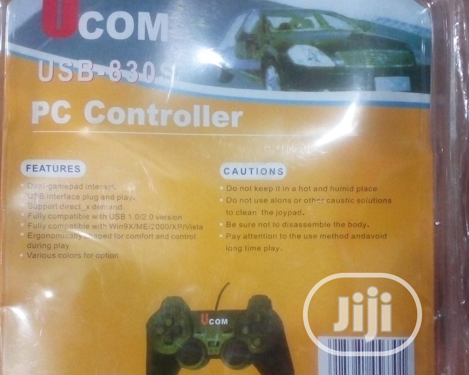 Ucom Usb Game Pad | Accessories & Supplies for Electronics for sale in Oluyole, Oyo State, Nigeria