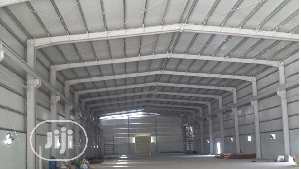 Construction Of Steel Structures At Affordable Rates | Building & Trades Services for sale in Lagos Island, Lagos State, Nigeria