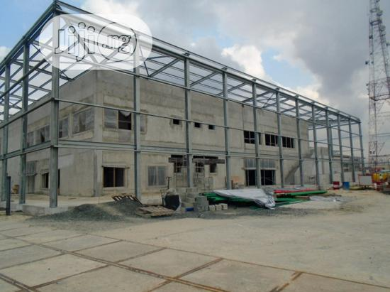 Construction Of Steel Structures At Affordable Rates