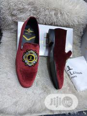 Quality Louis Leeman Men's Velvet Leather Shoes | Shoes for sale in Lagos State, Lagos Island