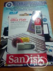 USB 3..0 Flash Drive 32GB | Computer Accessories  for sale in Oyo State, Afijio