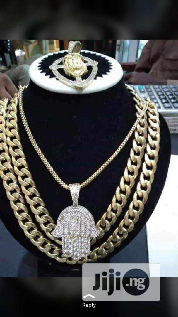 Pure Original Real Gold 750 Italian Gold 18krt