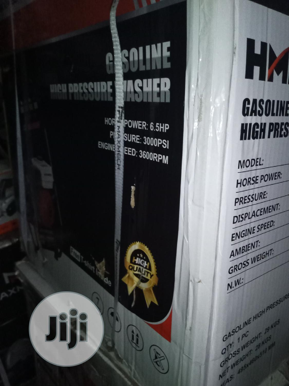 Archive: High Quality MaxMech Pressure Washer.