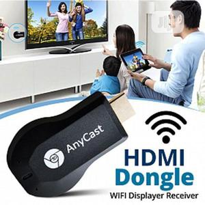 Anycast Wireless HDMI Display Reciever For TV, Projector, Monitor Etc   Accessories & Supplies for Electronics for sale in Lagos State, Ikeja