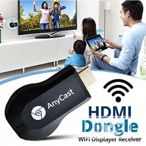 Anycast Wireless HDMI Display Reciever For TV, Projector, Monitor Etc
