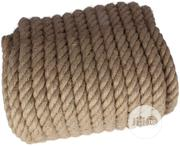 Durable Tug-of-war Rope Multi Purpose Skidproof Twisted Linen Rope | Sports Equipment for sale in Lagos State, Yaba