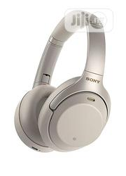 Sony Noise Cancelling Wh1000xm2 Over Ear Wireless Bluetooth Headphones | Headphones for sale in Lagos State, Ikeja
