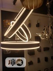 3 Ring Led Stylish Coiling Dropping Chandelier | Home Accessories for sale in Lagos State, Ojo