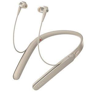 Sony Wi-1000x Wireless Noise-canceling Earphones - Gold | Headphones for sale in Lagos State, Ikeja