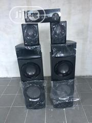 New LG 2300W Dual Sub-Woofer AUD-ARX10 DJ Home Theater Bluetooth   Audio & Music Equipment for sale in Lagos State, Ojo