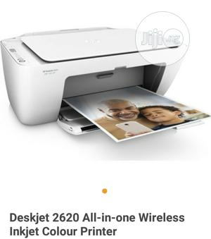 Brand New Imported HP Desk Jet Printer 3in1 | Printers & Scanners for sale in Lagos State