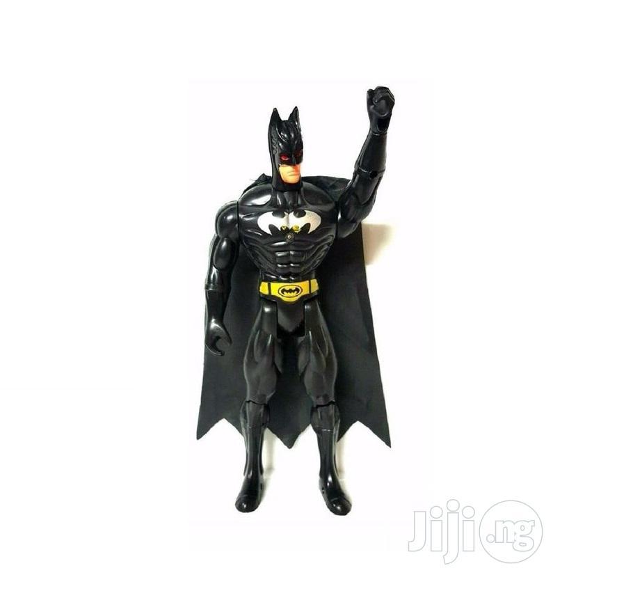 Archive: Bat Man Children Fun Super-Hero Toy - Plastic