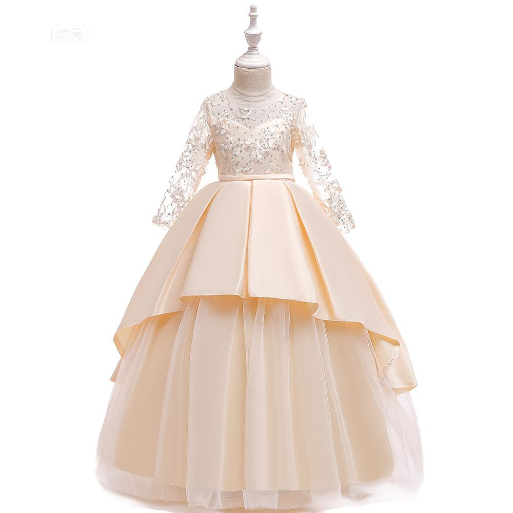 Kiddies Quality Gown