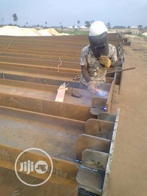 Fab & Erection Of Steel Structures For Ware House & Other Buildings | Manufacturing Services for sale in Lagos State, Oshodi